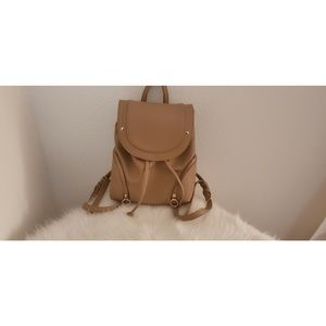A small cute backpack!